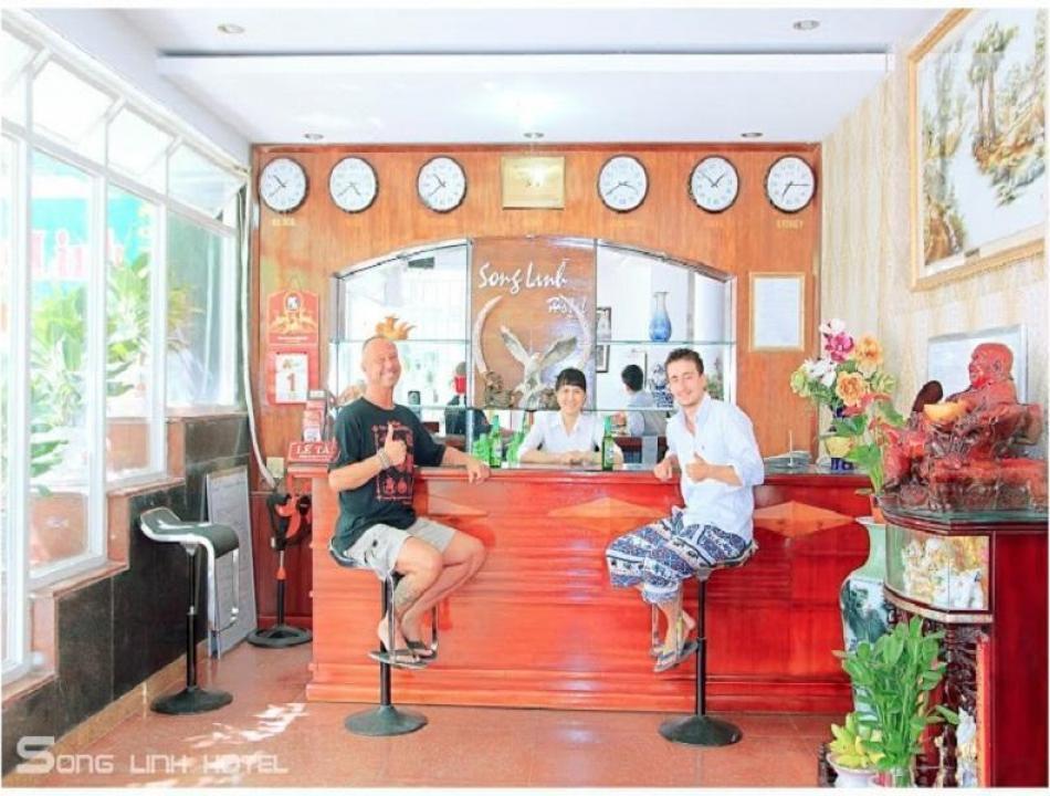 Khách Sạn Song Linh Nha Trang