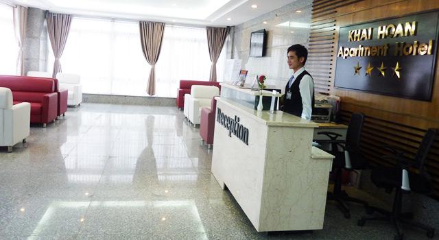 Khách Sạn Khải Hoàn Hồ Chí Minh